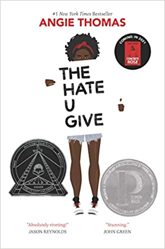 The Hate U Give - Hardcover
