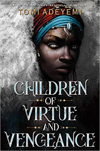 Children of Virtue and Vengeance (Legacy of Orisha) Hardcover