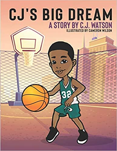 CJ's Big Dream - Paperback