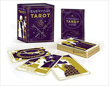 Load image into Gallery viewer, Everyday Tarot Mini Tarot Deck (RP Minis) Paperback