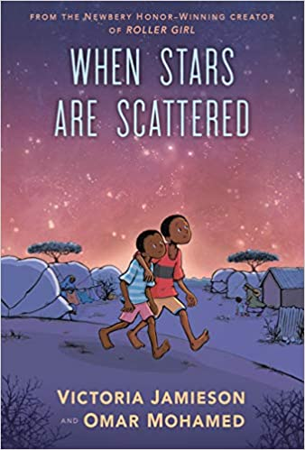 When Stars Are Scattered - Hardcover