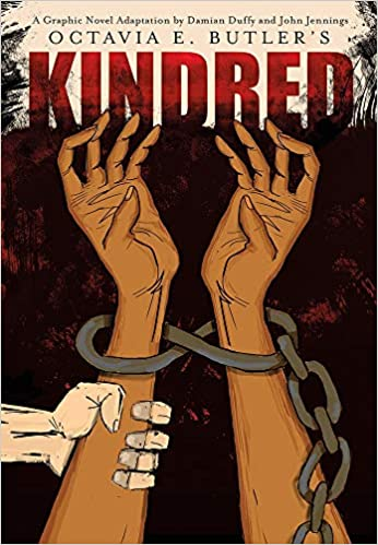 Kindred: A Graphic Novel Adaptation - Hardcover