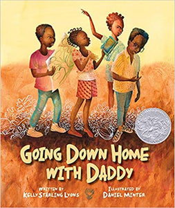 Going Down Home with Daddy - Hardcover