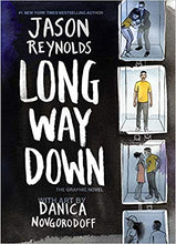 Load image into Gallery viewer, Long Way Down: The Graphic Novel - Hardcover
