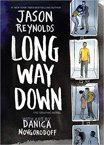 Long Way Down: The Graphic Novel - Hardcover