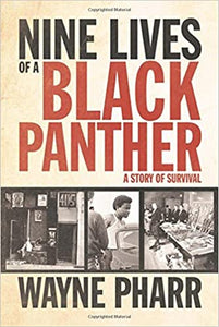 Nine Lives of a Black Panther: A Story of Survival Hardcover