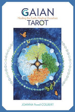Load image into Gallery viewer, Gaian Tarot: Healing the Earth, Healing Ourselves Cards