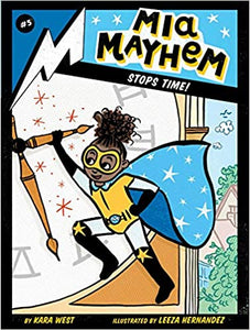Mia Mayhem Stops Time! (5) - Paper