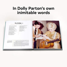 Load image into Gallery viewer, Dolly Parton, Songteller: My Life in Lyrics Hardcover