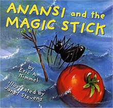 Load image into Gallery viewer, Anansi and the Magic Stick