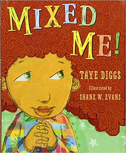 Mixed Me! Hardcover – Picture Book