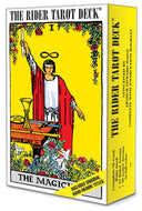 The Rider Tarot Deck- Includes Pamela Coleman Smith's Original Hand-Drawn Titles