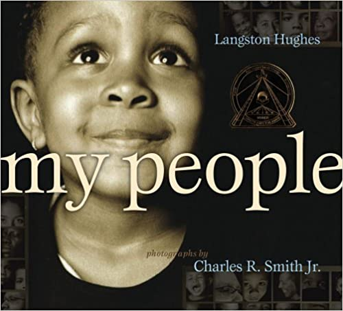 My People (Coretta Scott King Award - Illustrator Winner Title(s)) Hardcover – Picture Book