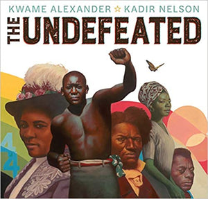 The Undefeated (Caldecott Medal Book) Hardcover