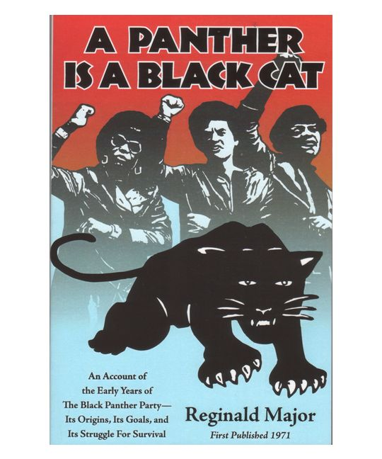 A Panther Is A Black Cat An Account Of The Early Years Of The Black Panther Party - Its Origins, Its Goals, And Its Struggle For Survival