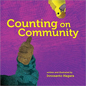 Counting on Community - Board book