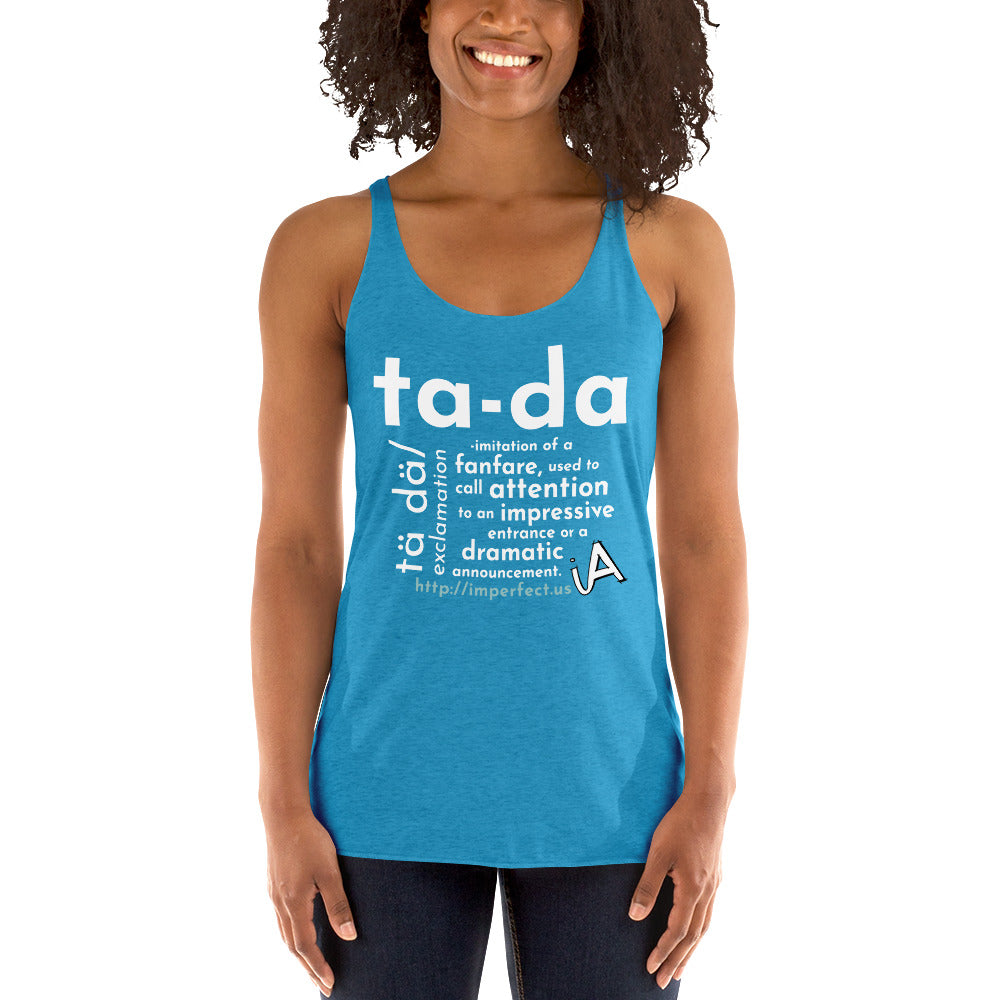 ta-da: Women's iA Launch Tank