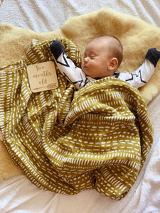 Moss Swaddle