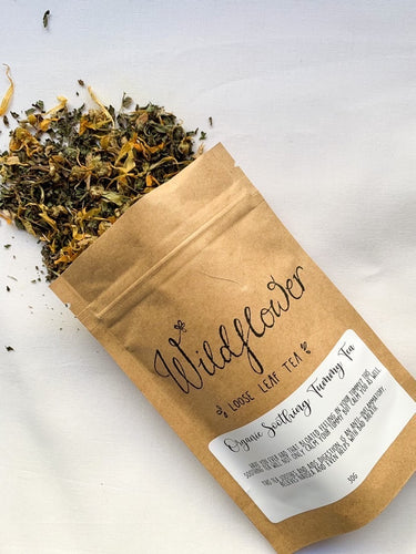 Organic Soothing Tummy Loose Leaf Tea