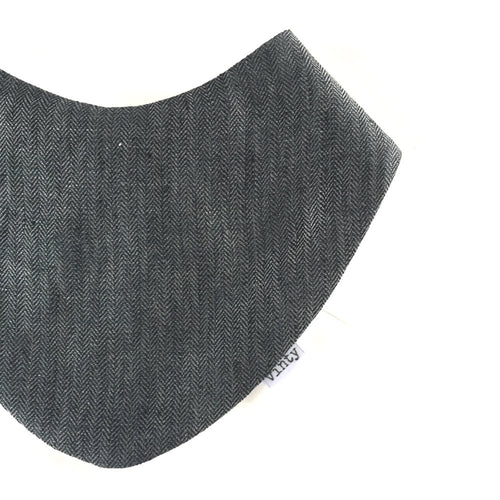 Herringbone Dribble Bib