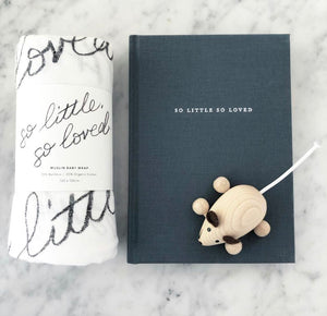 So Little So Loved Baby Wrap