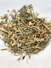 Load image into Gallery viewer, Organic Lemongrass & Ginger Loose Leaf Tea