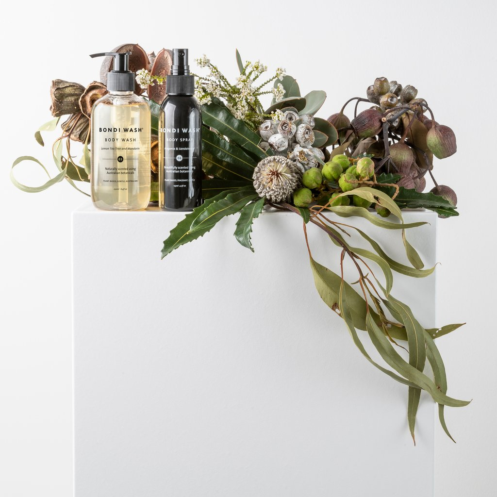 Botanical Body Pack