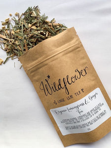 Organic Lemongrass & Ginger Loose Leaf Tea