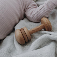 Load image into Gallery viewer, Keepsake Baby Rattle