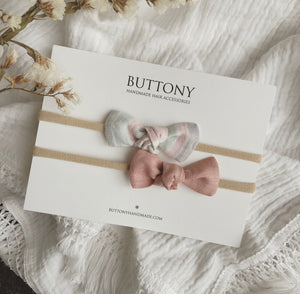 Perfect Pastels Blossom Bows