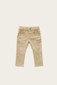 Slim Fit Jean - Barley