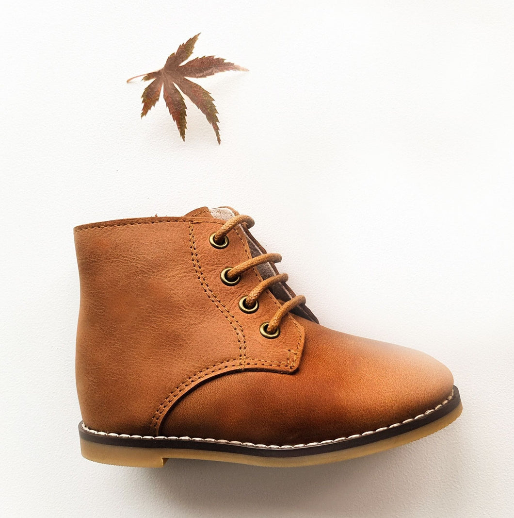Kayd Boots - Almond