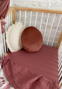 Mulberry Muslin Sheets