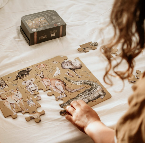 Australia 'Take me with you' Puzzle