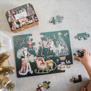 Christmas 'Take me with you' Puzzle