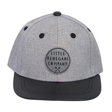 Load image into Gallery viewer, Wolf Grey Snapback Cap