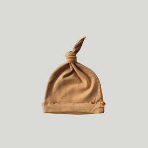 ORGANIC Knotted Hat - Sunkissed