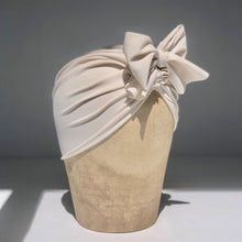Load image into Gallery viewer, Fini. Headwrap - Beige