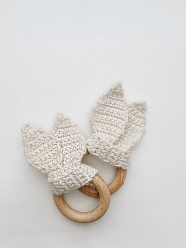 ECO Bunny Teether