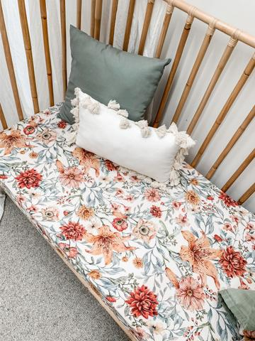 Le Piccadilly Muslin Sheets