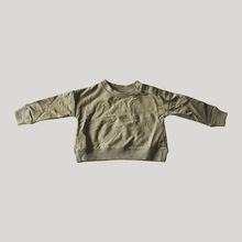 Load image into Gallery viewer, ORGANIC Boxy Pullover - Sage