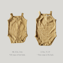 Load image into Gallery viewer, ORGANIC Tank Suit - Ginger