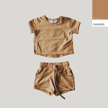 Load image into Gallery viewer, ORGANIC Boxy Tee - Sunkissed