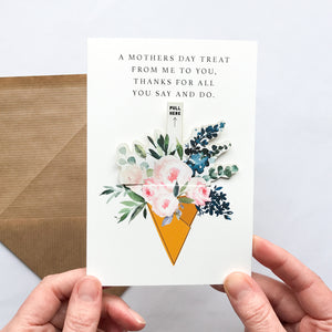 Mother's Day Slide Card