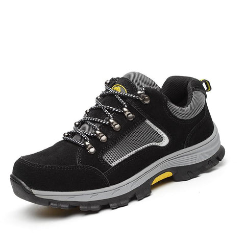 Steel Toe Work Shoes Apparel > Male > Shoes > Work Shoes Oak Bay Shoes 5.5 black
