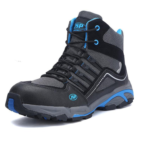 Construction Protective Footwear Apparel > Male > Shoes > Work Shoes Oak Bay Shoes Blue 6
