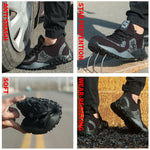 Cozy Steel Toe Sneaker Apparel > Male > Shoes > Work Shoes Oak Bay Shoes