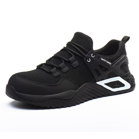 2020 Safety Work Shoes Apparel > Male > Shoes > Work Shoes Oak Bay Shoes Black US5.5