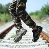 Indestructible Shoes Military Boots Apparel > Male > Shoes > Work Shoes Oak Bay Shoes