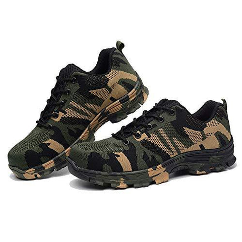 Botas de trabajo militares indestructibles Apparel > Male > Shoes > Work Shoes Oak Bay Shoes